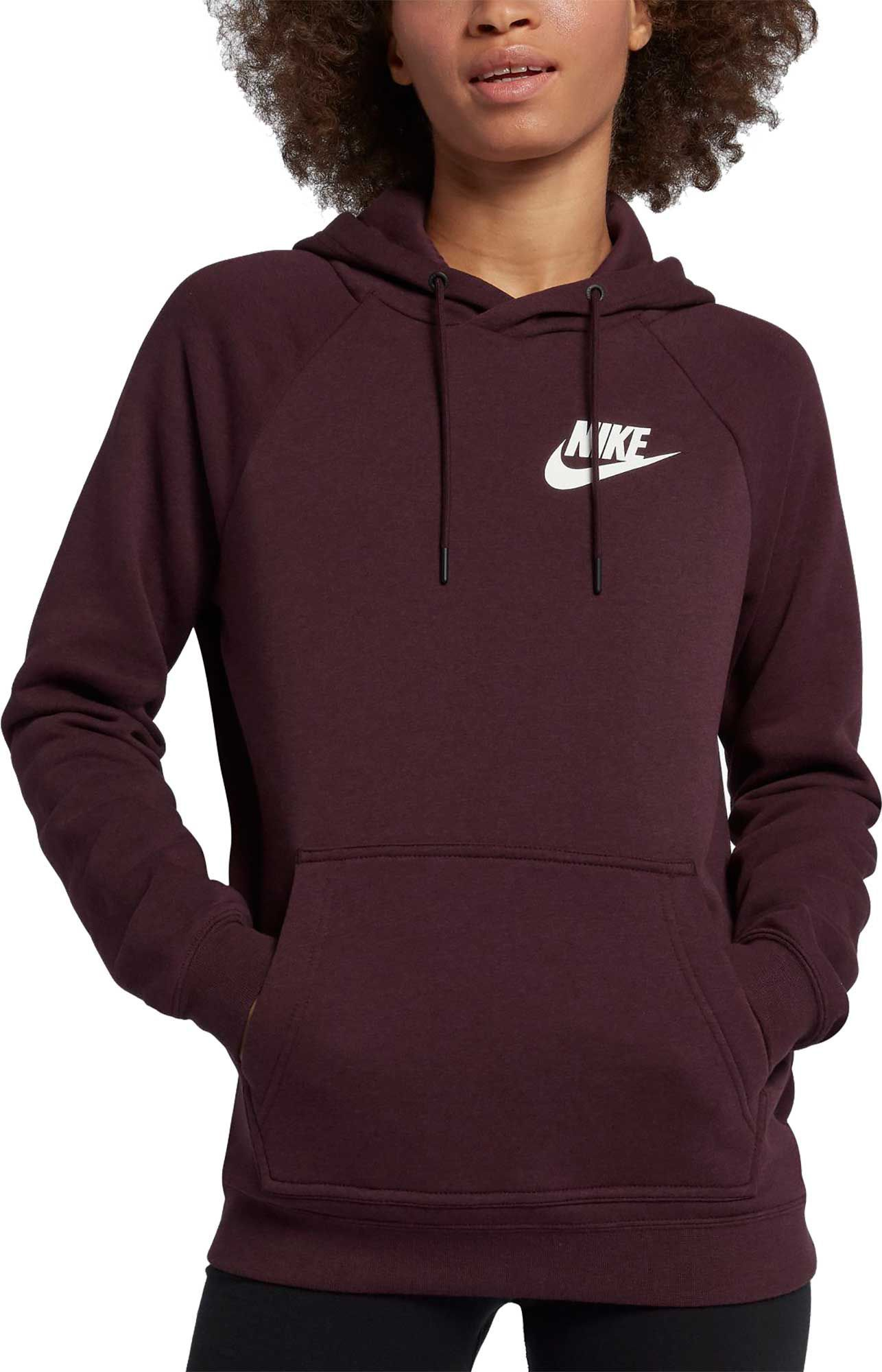 865fe49fbe2 Nike Women s Sportswear Rally Hoodie