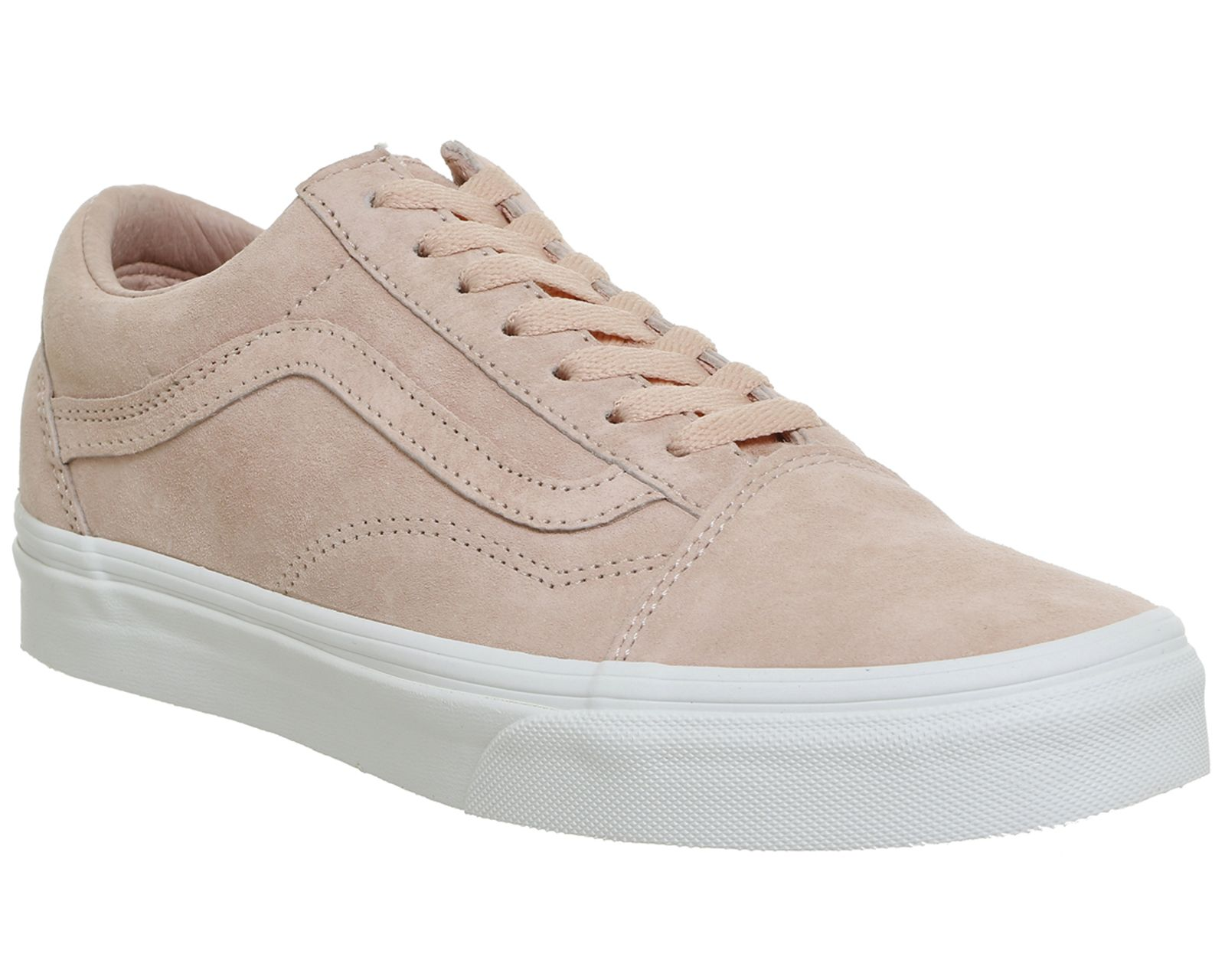 Discount Vans Spanish Villa Suede Old Skool Suede Trainers for Women Sale Online