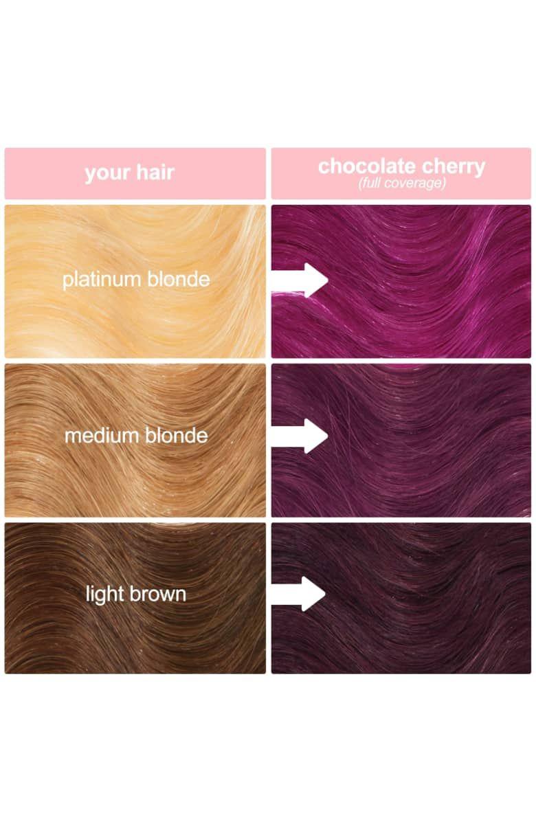 Ion Radiant Raspberry Hair Color Best Of Brilliance Permanent Creme 3vr Dark