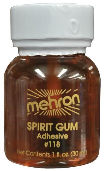 Spirit Gum 1 Oz Costume Accessories