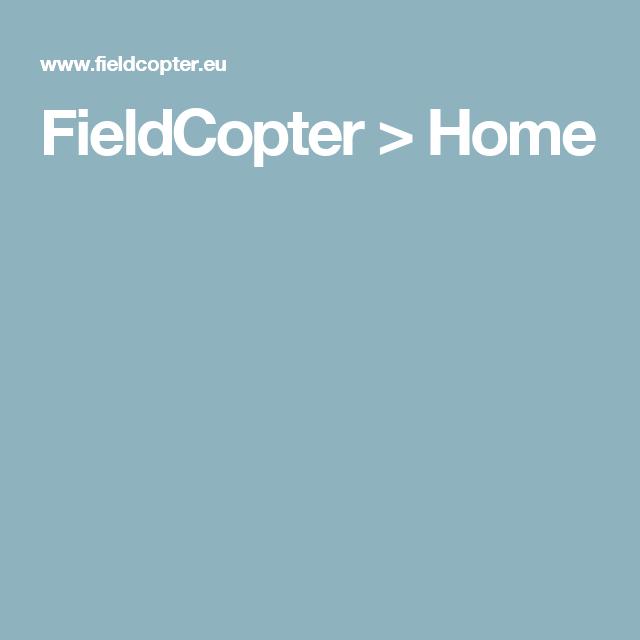 FieldCopter > Home