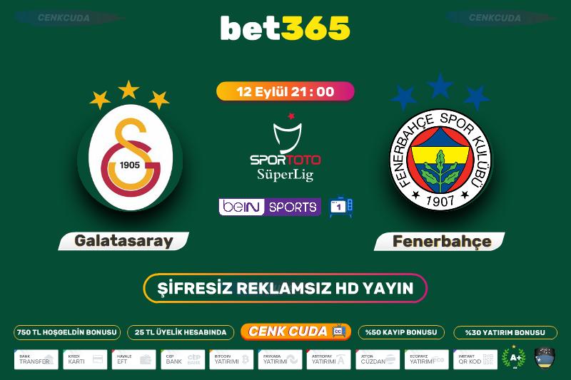 Galatasaray Fenerbahce Maci Sifresiz Izle Bein Sport 1 Mac Izleme Tv