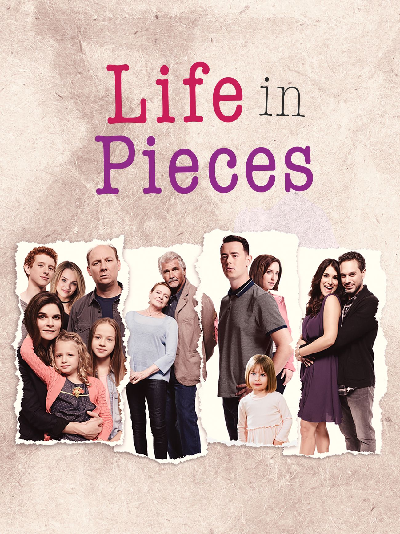 Life In Pieces Life In Pieces Tv Guide Favorite Tv Shows