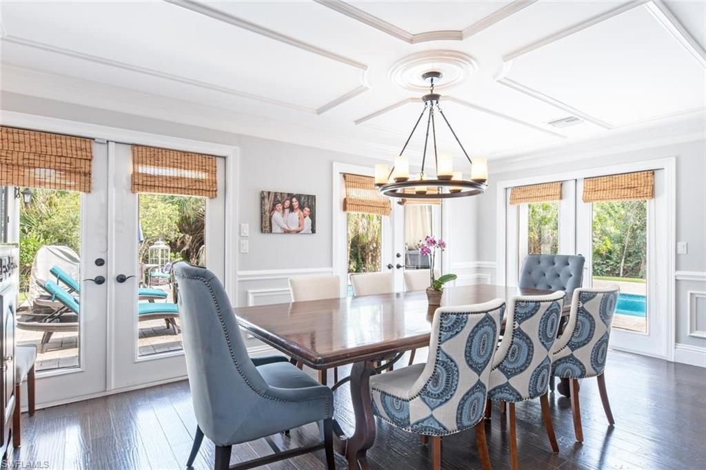 Pin On Naples Florida Drool Worthy Dining Rooms
