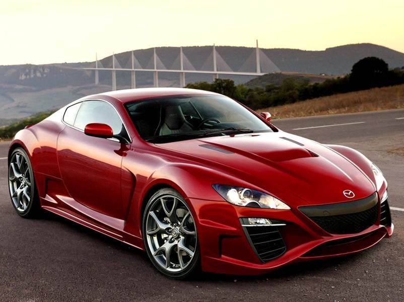 Nice The 2012 Mazda Is The Mazdau0027s Newest Rotary Engine Sports Car. 2012 Mazda  Latest Model Is Expected To Be Powered Rotary Engin. Ideas