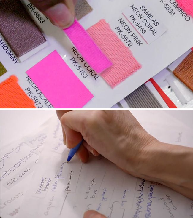 JCrew colour library swatches + palettes Pinterest Graphics - wandbilder für wohnzimmer