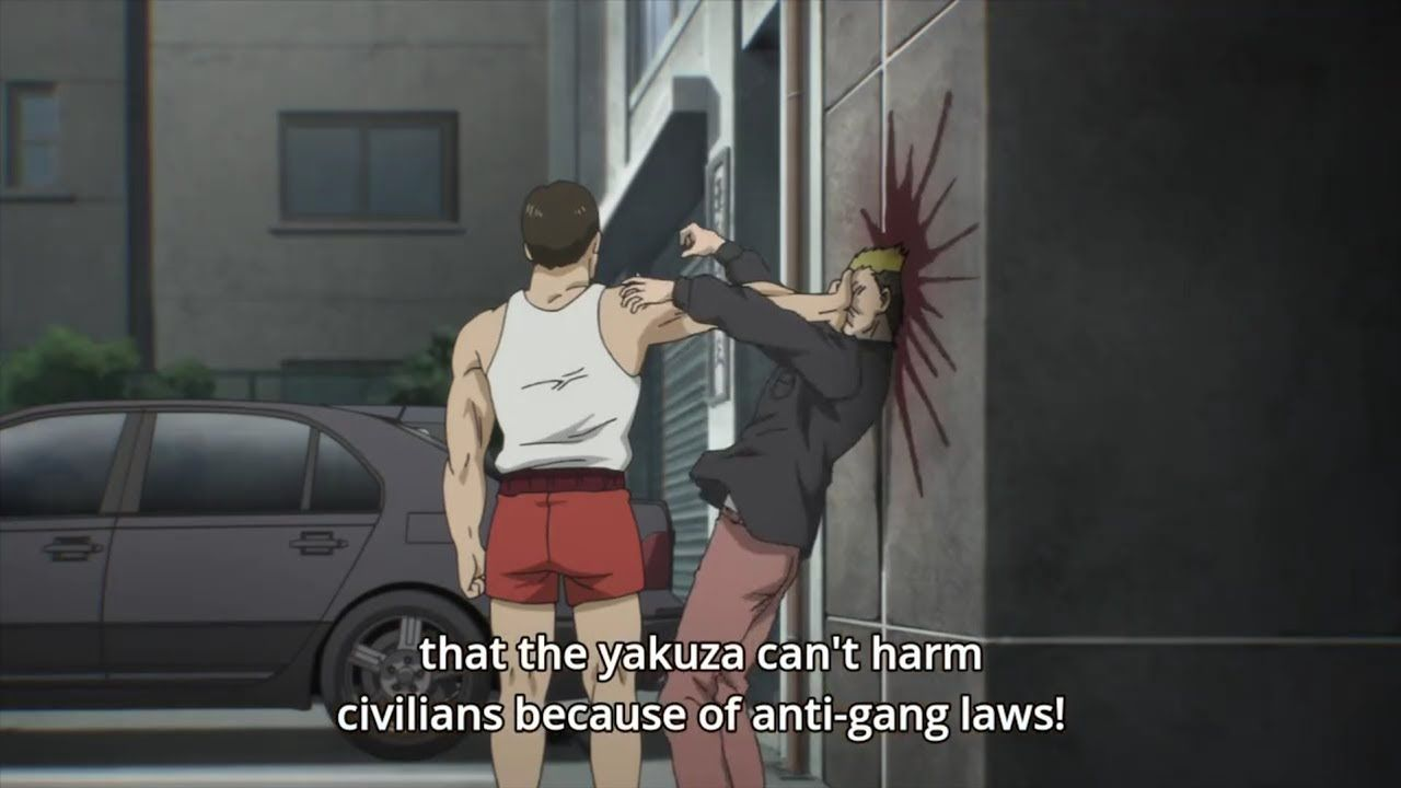 Parasyte the maxim fights from anime compilation