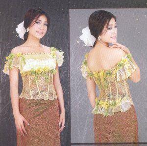 Khmer Dress
