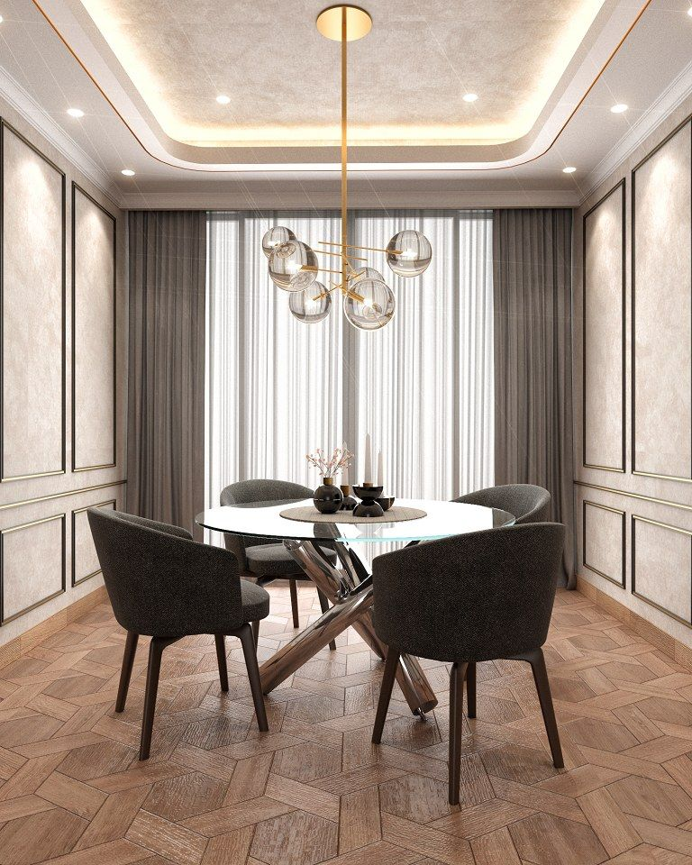 Every Dining Room Needs An Elegant And Unique Dining Table Get Inspired Dining Room Design Modern Interior Design Living Room Modern Dining Room Design Luxury