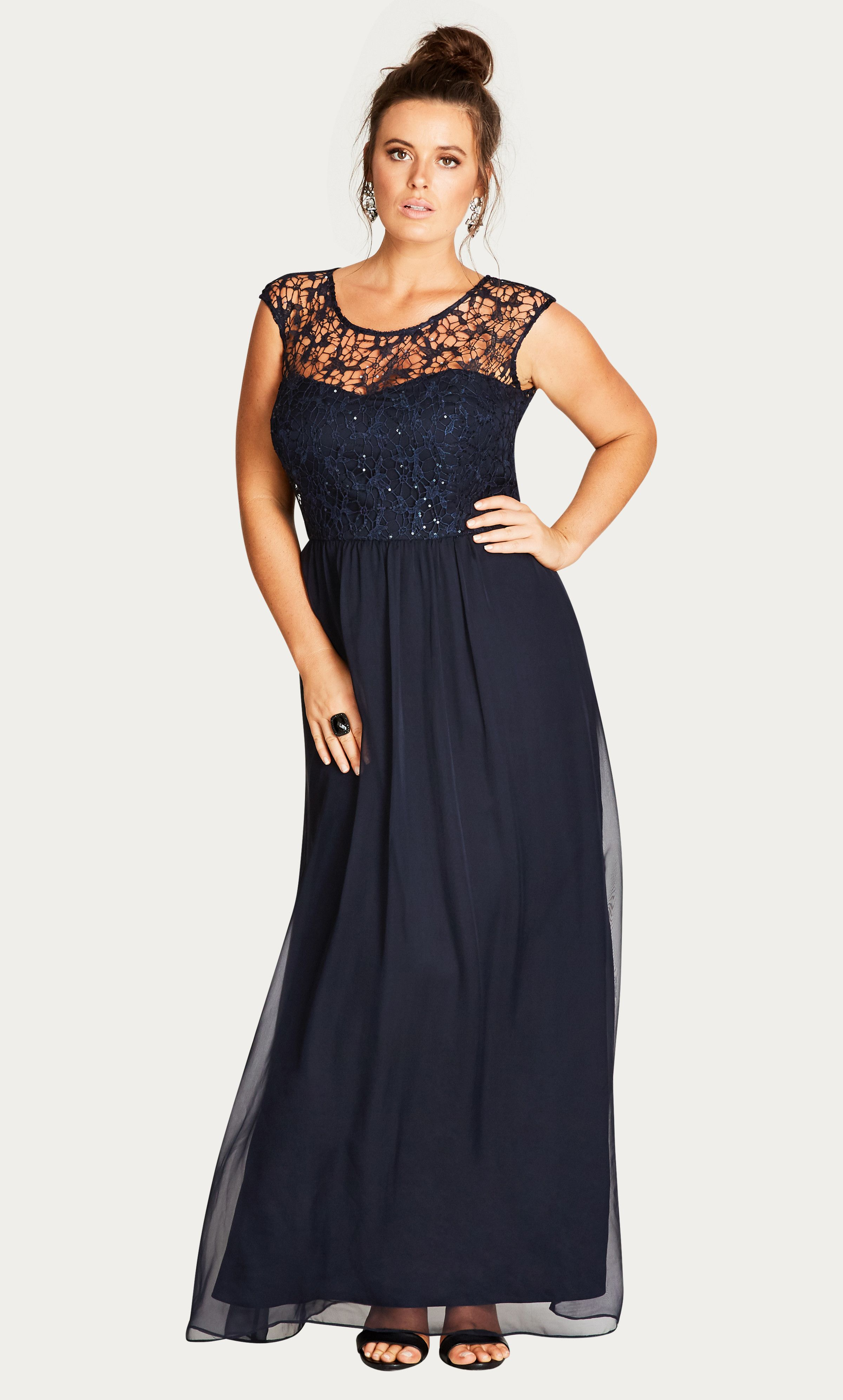 Shop Womens Plus Size Womens Plus Size Occasion Dress City Chic