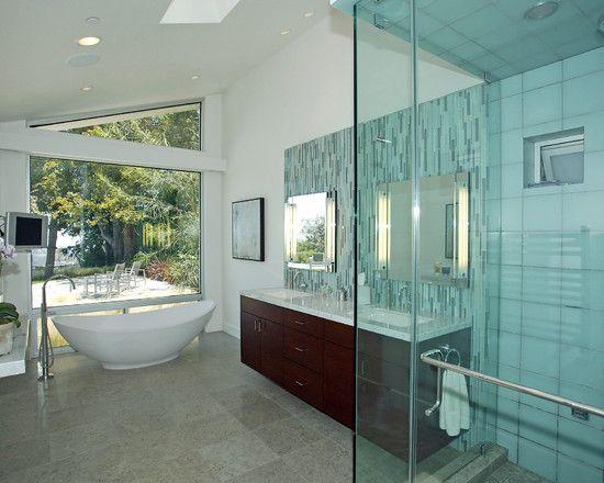 Modern House Design for High Class Lifestyle : Sleek Contemporary ...