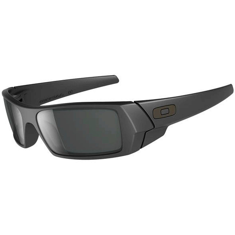 Oakley Matte Black/Grey Gascan Sunglasses Oakley gascan
