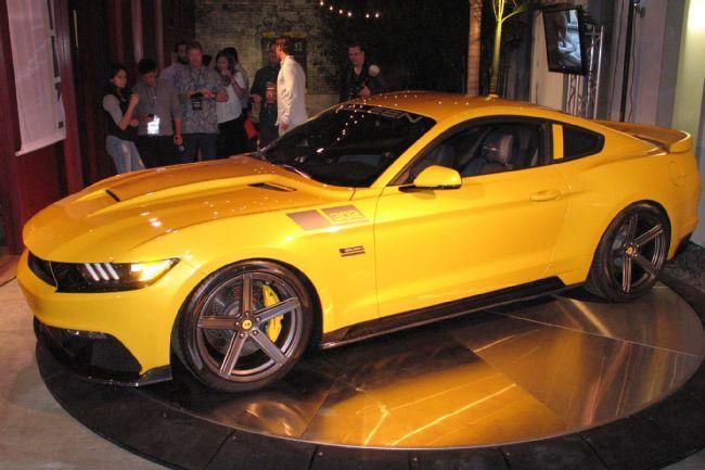 750 Hp Black Label 2015 Saleen Mustang Unveiled Saleen Mustang