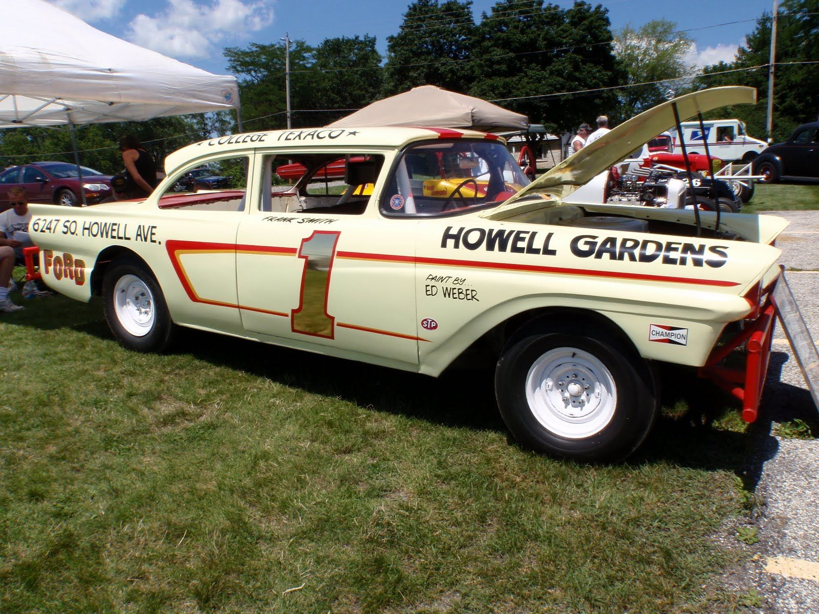 dirt track racing cars - Google Search | Vintage Road &Track Racing ...