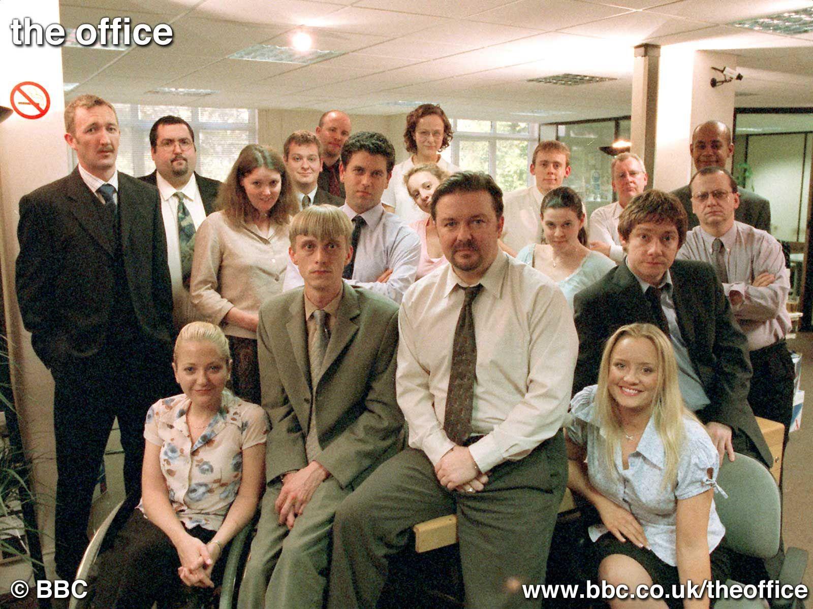 original office. The Office - British Original, Better Than US Copy Original E