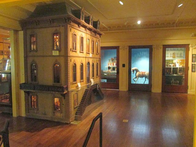 Dollhouse Exhibition And Toy: Tulsa Tiny Stuff (Toy & Miniature Museum Of Kansas City