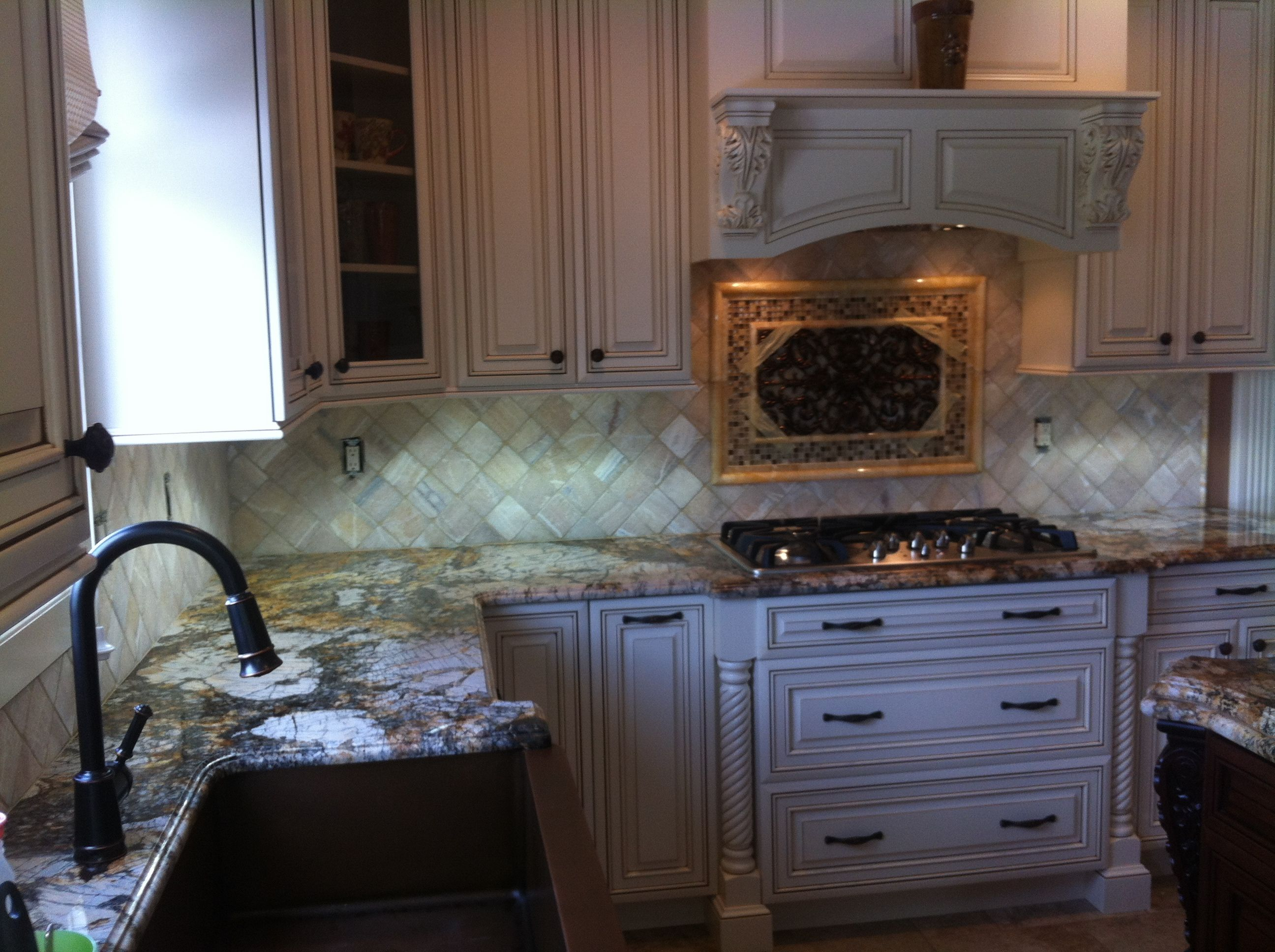 Mascarello Granite Countertops Kitchen Cabinets Staten Island Granite Countertop Granite Countertops Kitchen Granite Kitchen Kitchen Cabinets