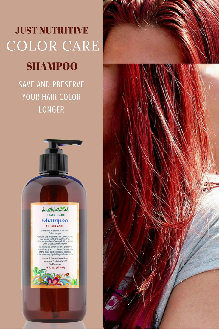 Maintain The Brightness Of Color Treated Hair Longer With This