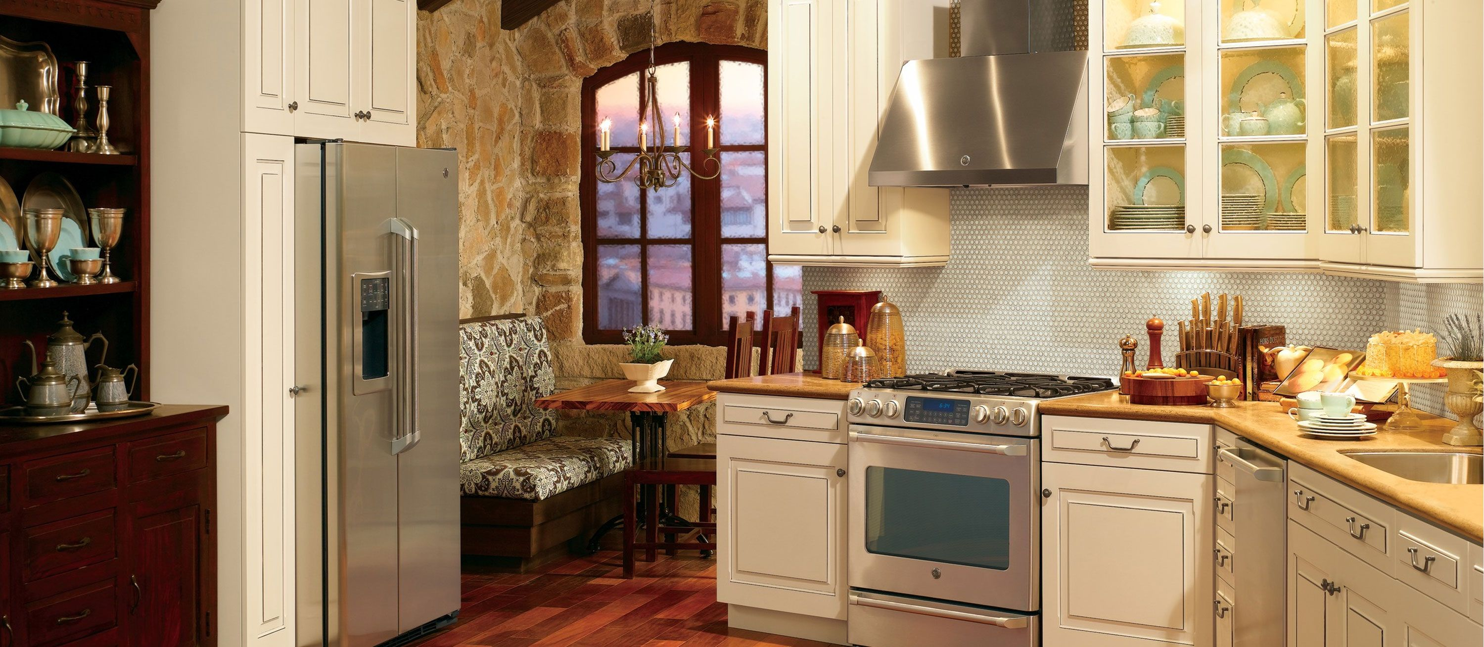 tuscan kitchen | Kitchen Photo Gallery | Tuscan Kitchen | Tuscan ...