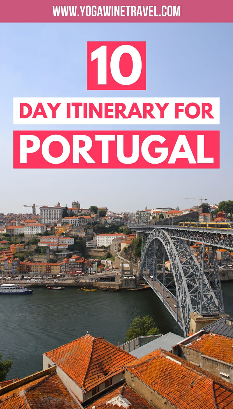10 Days in Portugal: An Incredible Road Trip from the Algarve to Porto #visitportugal