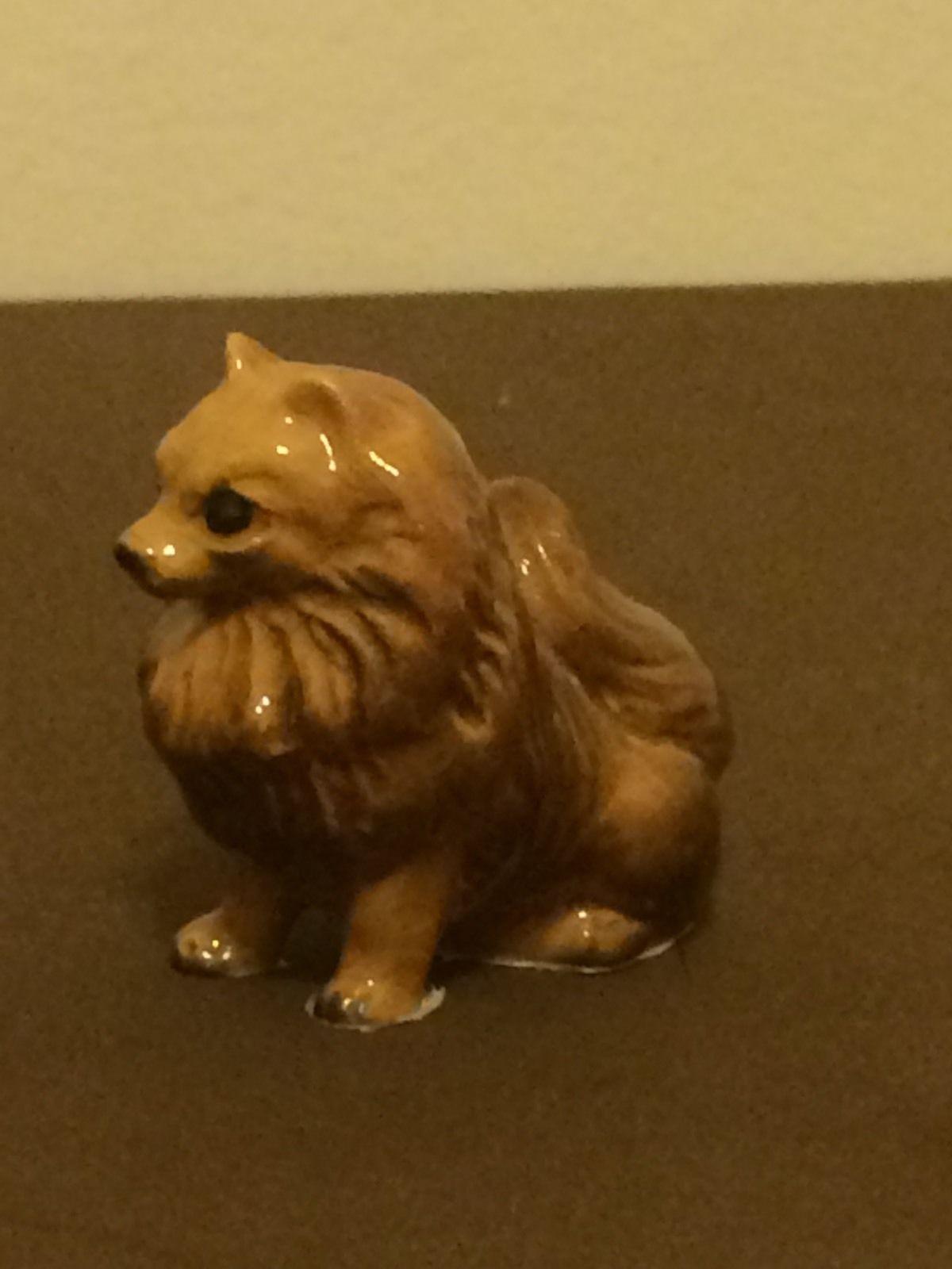 Hagen Renaker Miniature Dog Pomeranian