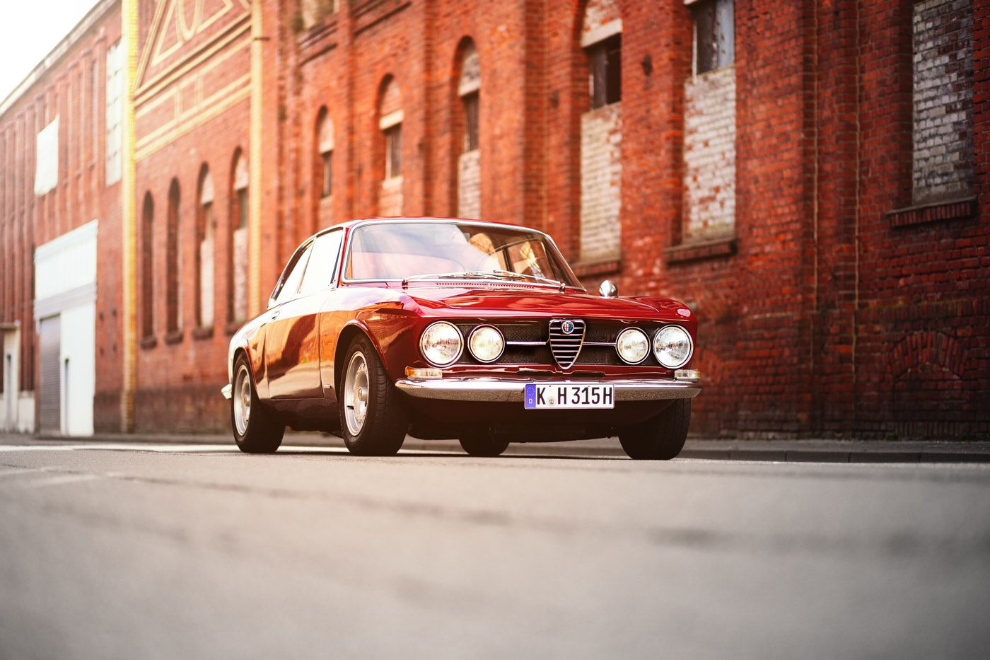 From Muscle Cars To A Racer Owned Alfa Romeo Alfa Romeo 1750 Alfa Romeo Gtv Alfa Romeo