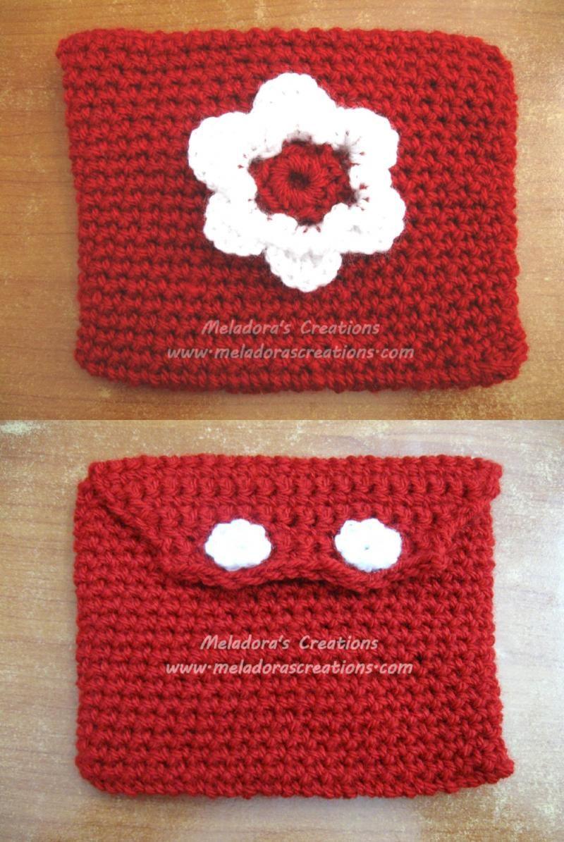 Crochet Envelope « The Yarn Box