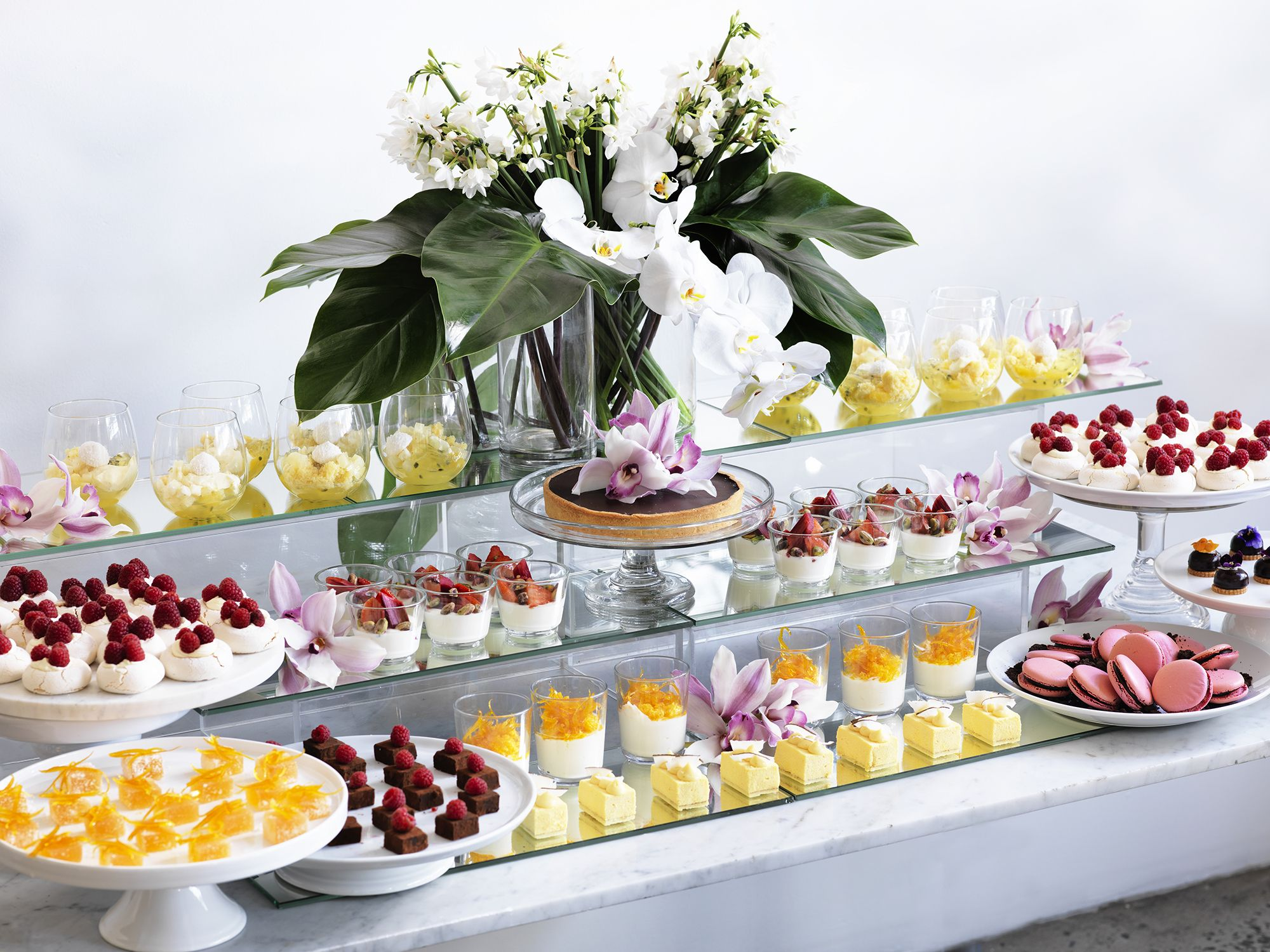 Stupendous Dessert Buffet Table By The Caterer Sydney Christmas Download Free Architecture Designs Scobabritishbridgeorg