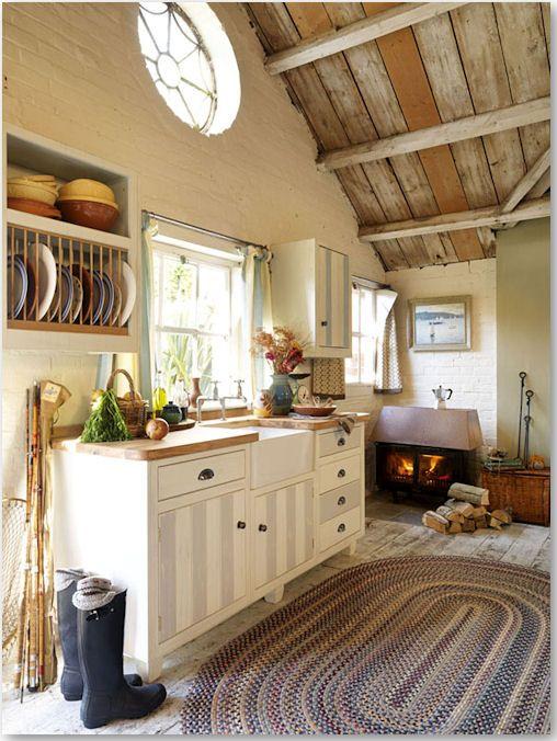 country mansion kitchen | wohnen | Pinterest | Wundertüte ...