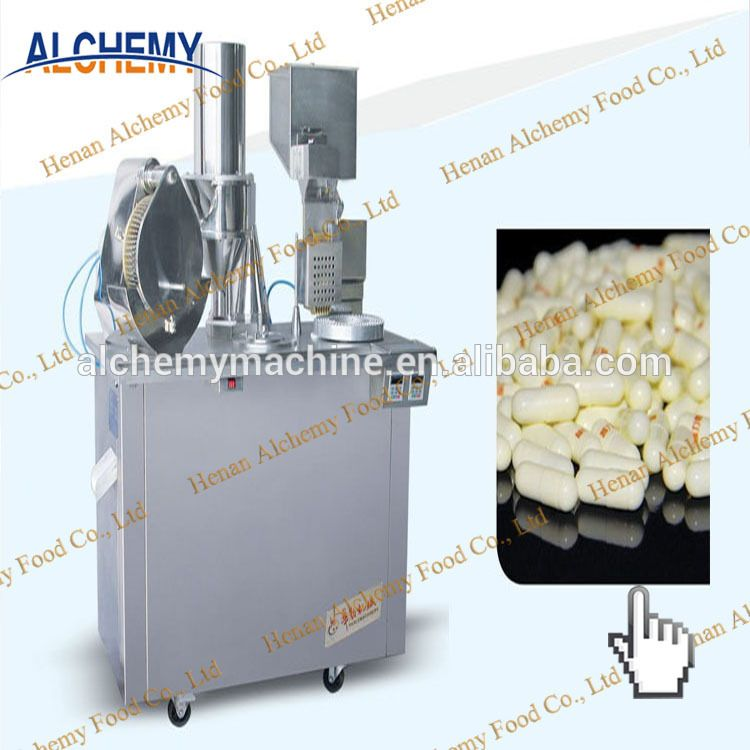 Hot Sale Automatic Capsule Filling Machine In China Y Food Food Canning