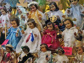 Niño Dios Grupo Vestido Niño Jesús Dia De La Candelaria