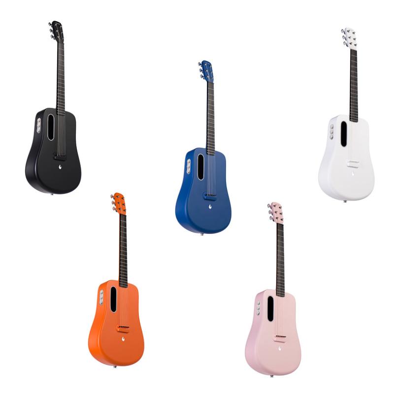 Lava Me 2 Unibody Carbon Composite Acoustic Guitar With Freeboost Pickup Music Connoisseur Singapore Acoustic Guitar Guitar Acoustic