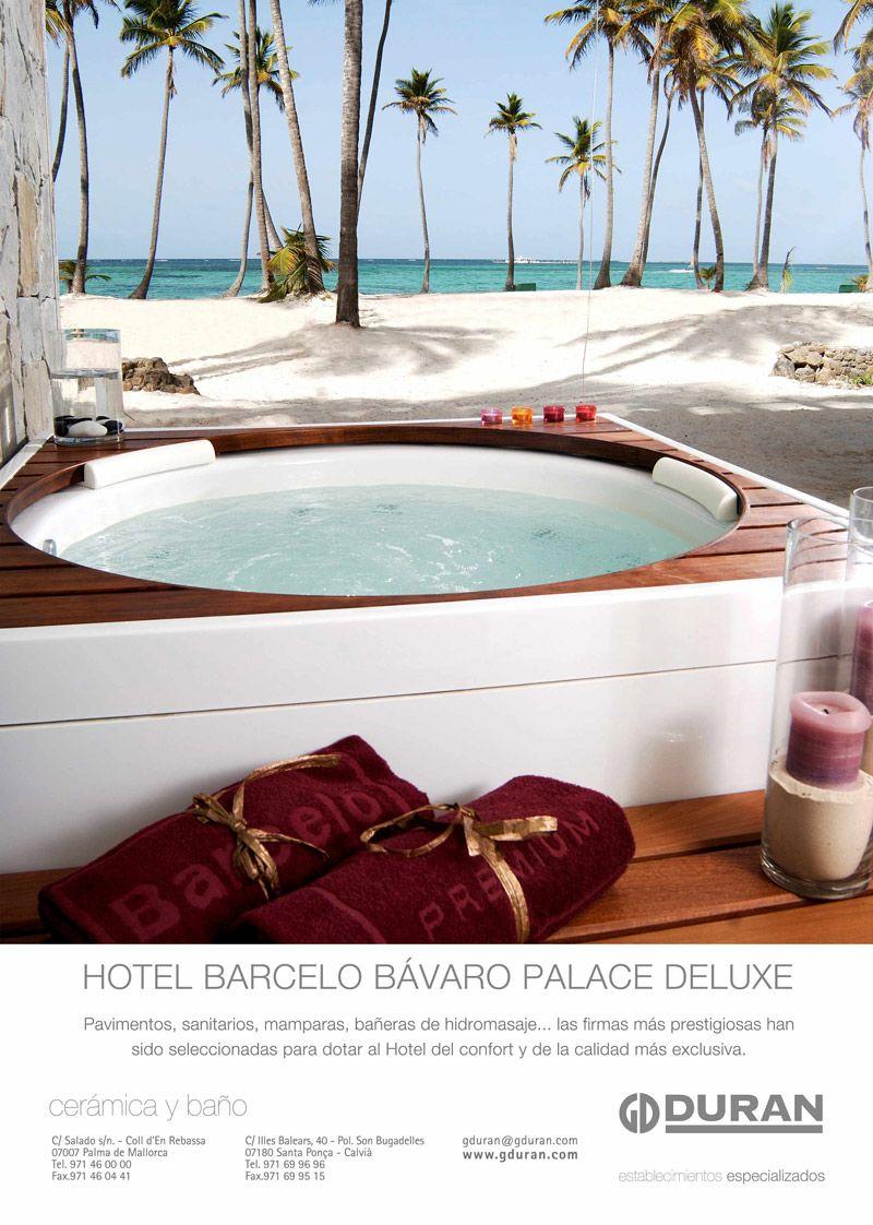 Anuncio Duran H Barcel B Varo Palace Deluxe Duran  # Muebles Hotel Mallorca