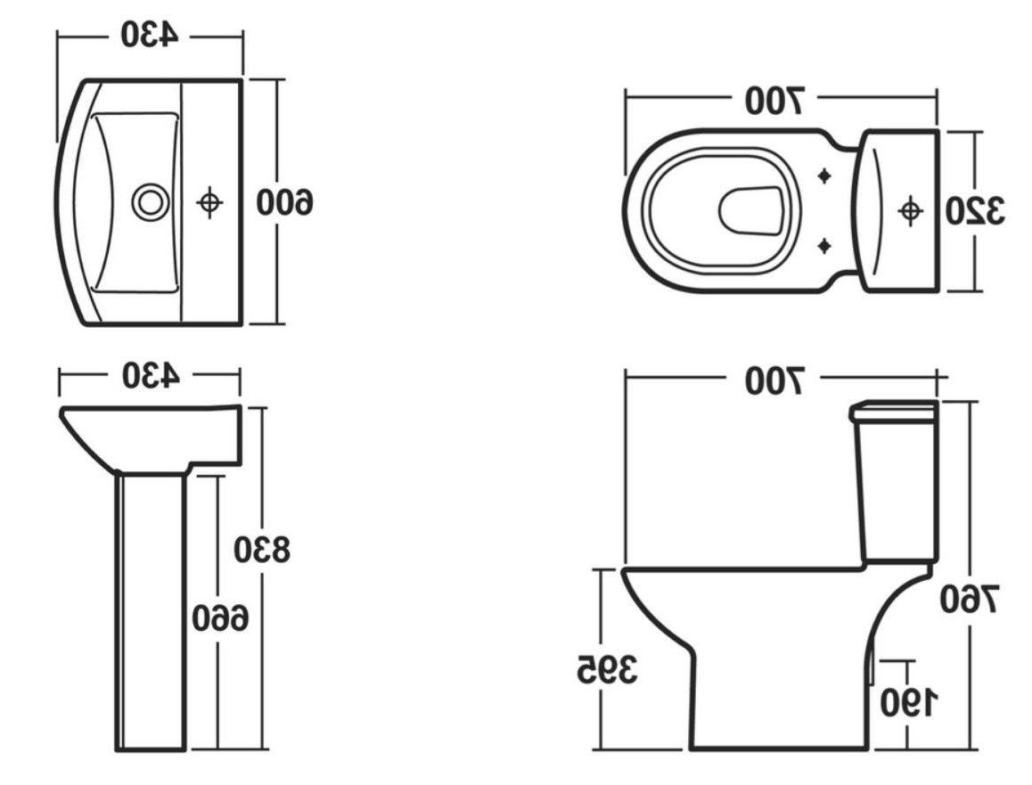 Minimum Bathroom Sink Depth Figure 6 16 Bathroom Design