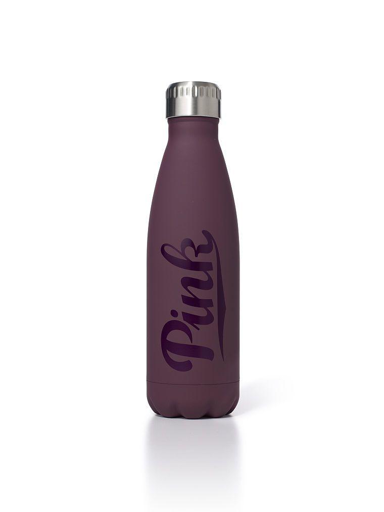 Metal Water Bottle PINK Victoriau0027s