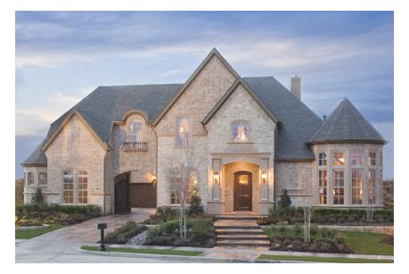 One Of Several Appealing Models From Drees Homes In The