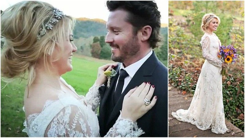 Kelly Clarkson S Children Her Next Level Confidence Kelly Clarkson Wedding Day Kelly