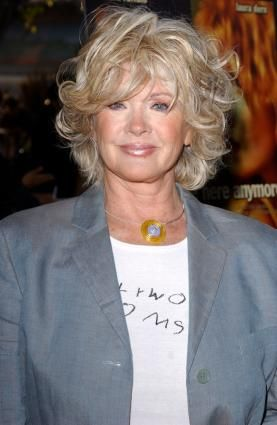 Short Hair Styling Guide for Mature Women | Connie stevens, Short ...