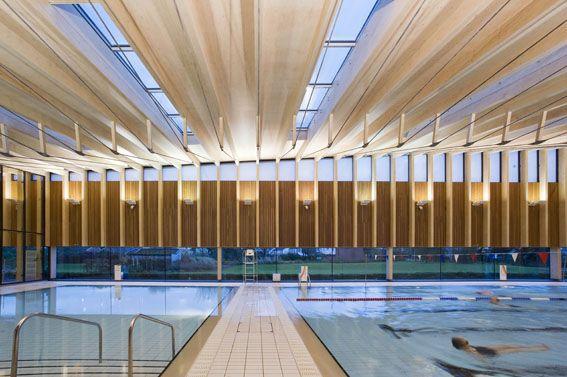 Formby swimming pool feilden clegg bradley studios for Pool design center