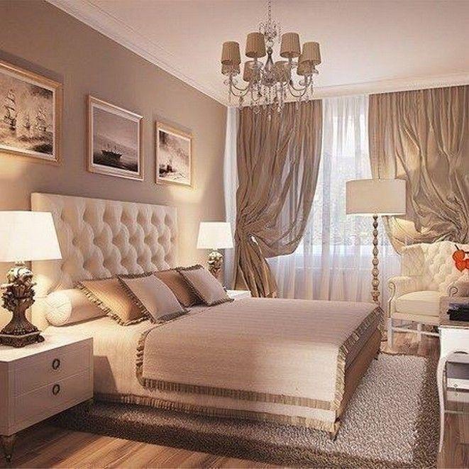 16 Relaxing Bedroom Designs For Your Comfort: 40+ Beautiful Romantic Bedroom Design Ideas For Your