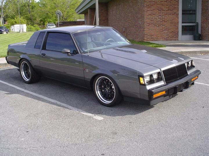 Buick G Body Gn Pro Touring Buick Cars Buick Grand National Buick