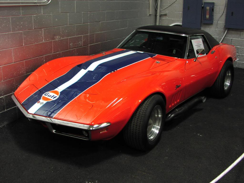 The Fabled 1969 ZL1 Corvette Maintenance/restoration of old/vintage vehicles: the material for new cogs/casters/gears/pads could be cast polyamide which I (Cast polyamide) can produce. My contact: tatjana.alic@windowslive.com