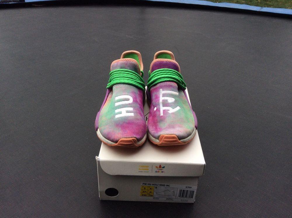 732455fac Adidas Pharrell Williams Human Race NMD Holi