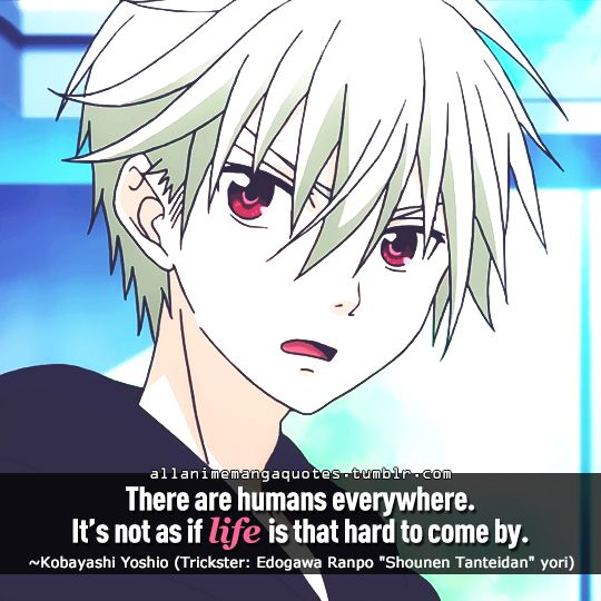 The Source Of Anime Quotes Manga Quotes Manga Quotes Anime Quotes Anime Trickster anime iphone wallpaper