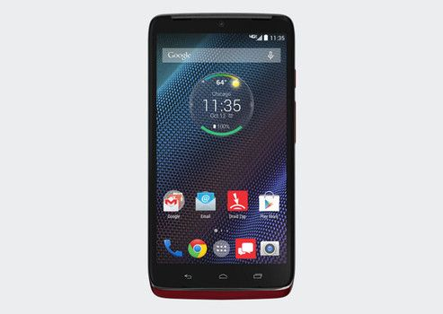 Droid Turbo from Motorola features Quick Charge 2