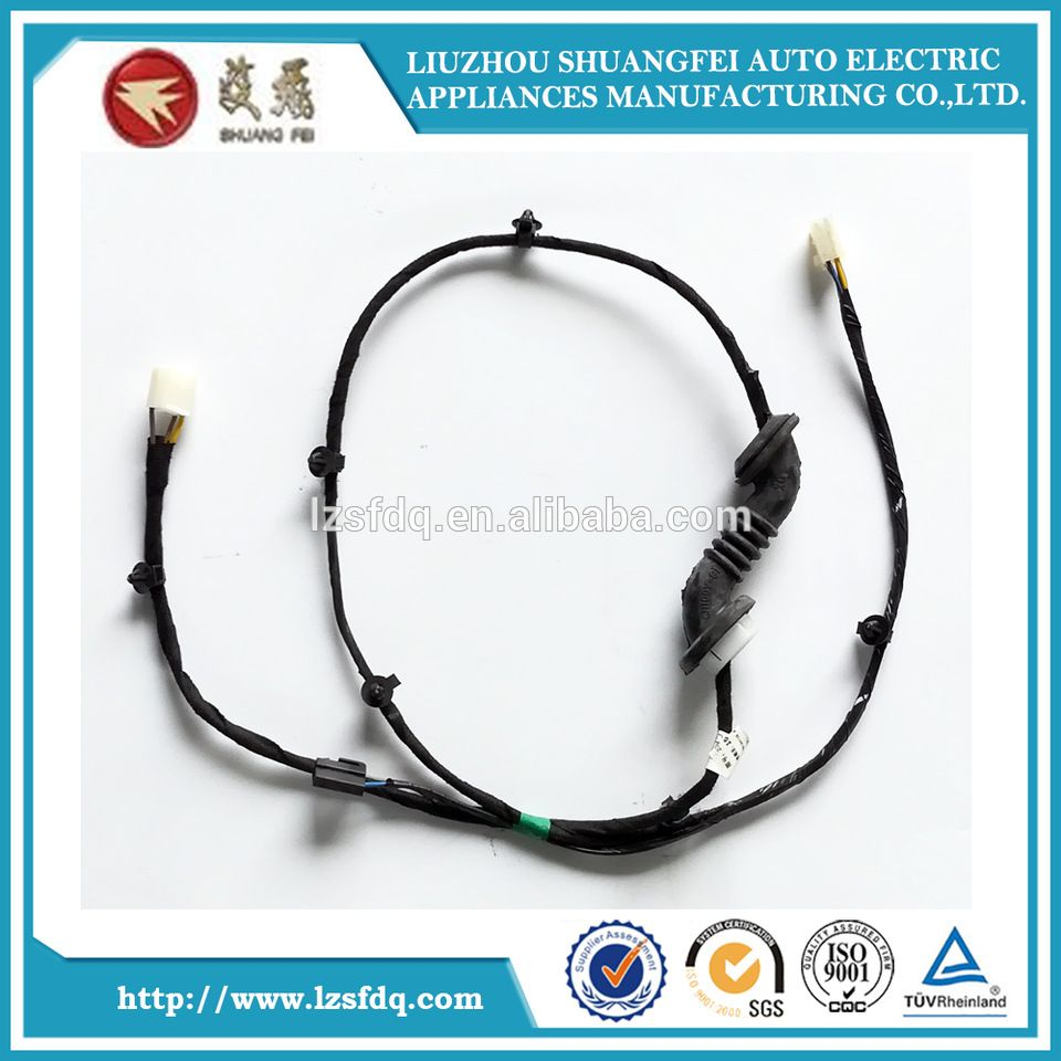 Automotive Wire Harness /Electric Cable Assemblies Harness | alibaba ...