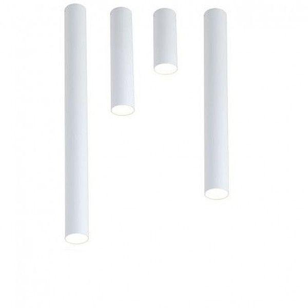 A Tube Ceiling Flush Light By Studio Italia Design Jblc 096415 Flush Lighting Flush Ceiling Lights Italia Design