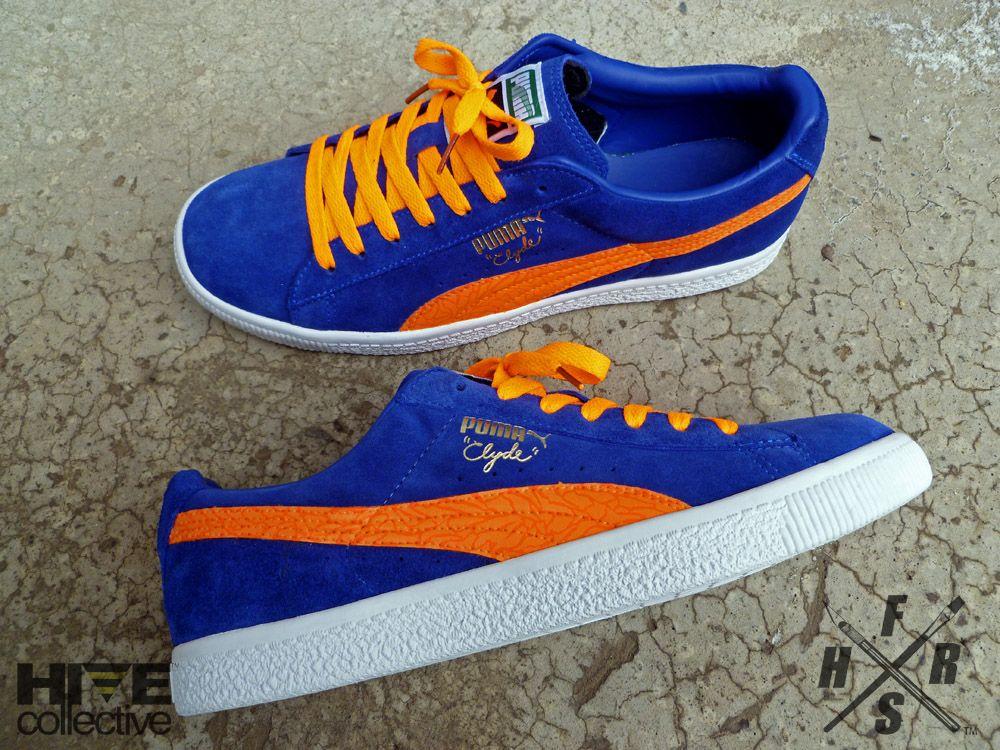 new concept 84e10 c1af9 Puma Clyde Spider Veins | I ♥ Sneakers | Puma sneakers ...