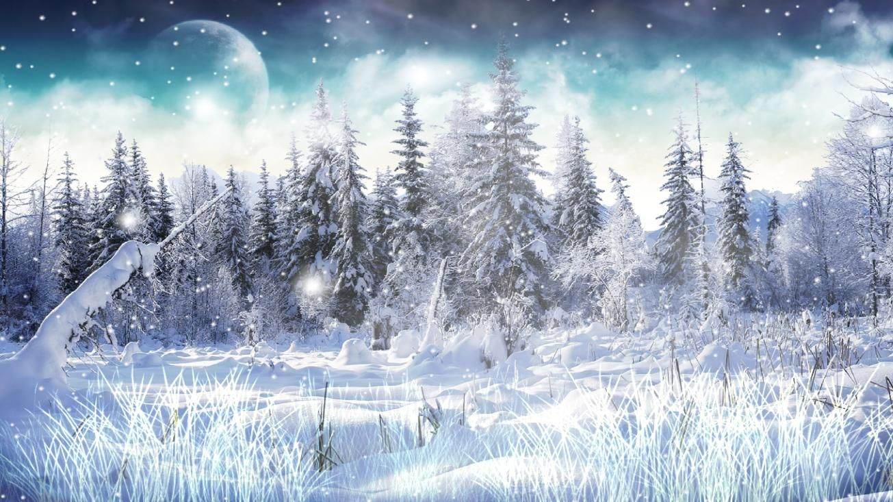 Free Animated Winter Desktop Wallpaper Animated