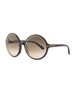 4c73ba180a D0MKD Tom Ford Carrie Round Frames